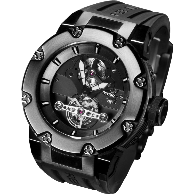 predator tourbillon