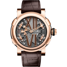 STEAMPUNK FULL RED