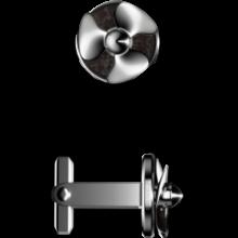 Cufflinks-metal